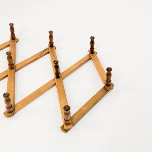 Other - Expanding wood peg rack